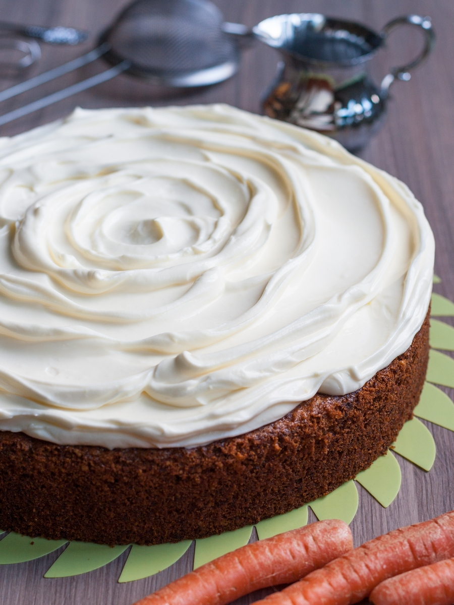 Alternative Icing For Carrot Cake